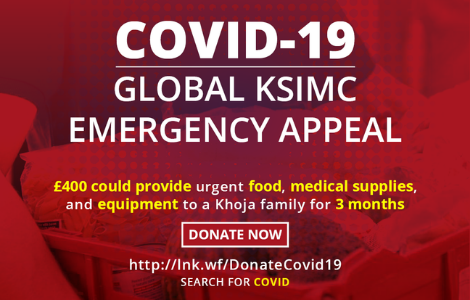 WF COVID Appeal – Your Impact So Far