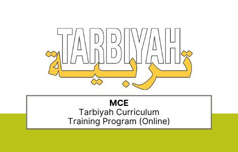 MCE Training in November