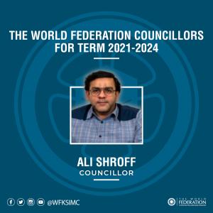 Councillor Ali Shroff